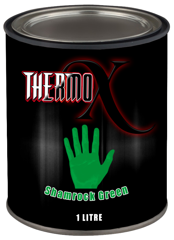 Shamrock Green Thermo