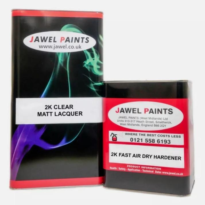SL-L03-JAWEL 2K MATT MS CLEARCOAT
